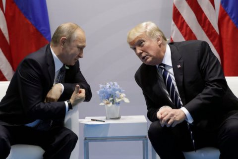 Image Trump refusal to sanction Russia despite bi-partisan mandate 'perplexing' [Lima Charlie News]