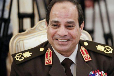 Image Abdel Fattah el-Sisi, Egypt's President for life? [Lima Charlie News]