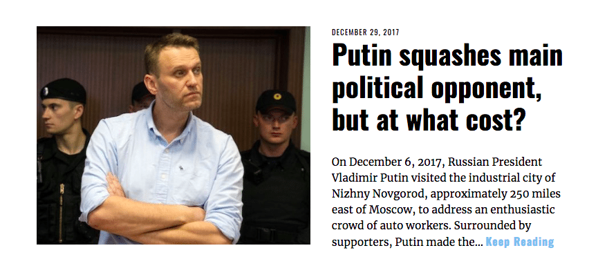 Image Lima Charlie News Headline Putin Squashes Main Political Opponent DEC 27 2017