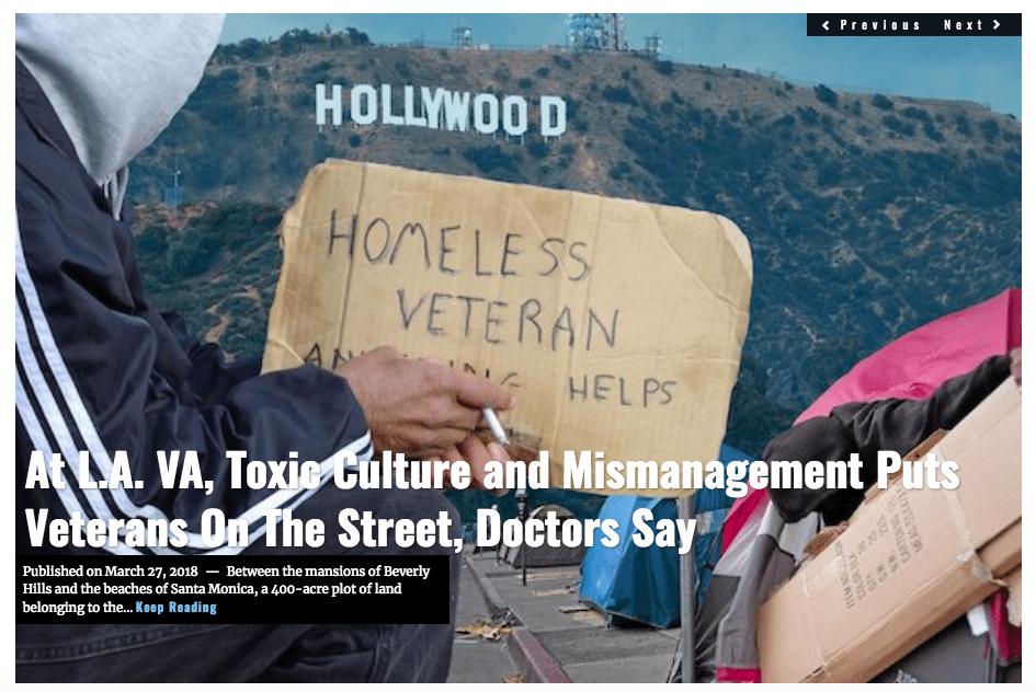 Image Lima Charlie News Headline VA Toxic MAR 27 2018