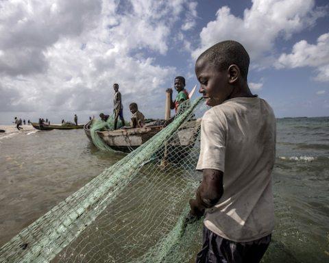 Image Looming debt trap in sub-Saharan Africa [Photo:James Morgan]