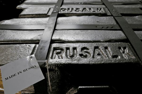 Image Aluminium price surge after US-Russia sanctions threatens worldwide production and availability [Lima Charlie News][Image: Ilya Naymushkin]
