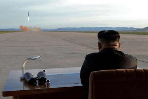 Image Kim Jong-Un isn't as crazy as you think [Lima Charlie News][Image: Reuters]
