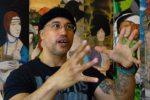 Image Life after the Marine Corps - a 360 with skateboard artist Rafael Colon [Lima Charlie News]