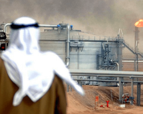 Image Saudis push OPEC, Russia to raise oil prices [Lima Charlie News]