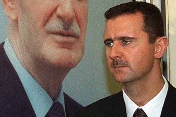 Image The world has no option but to let Assad stay where he is ... for now [Lima Charlie News]