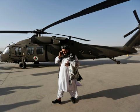 Image Giving the Afghan Air Force Blackhawks is a terrible idea [Lima Charlie News]