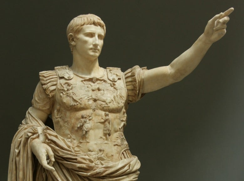 Image Augustus Caesar