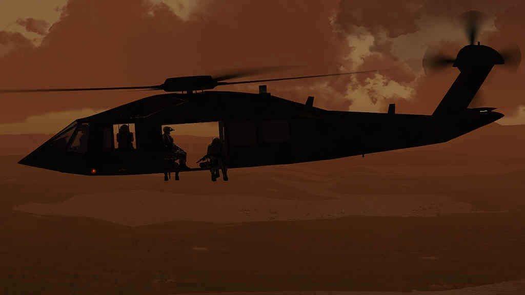 Image Stealth Blackhawk MHX