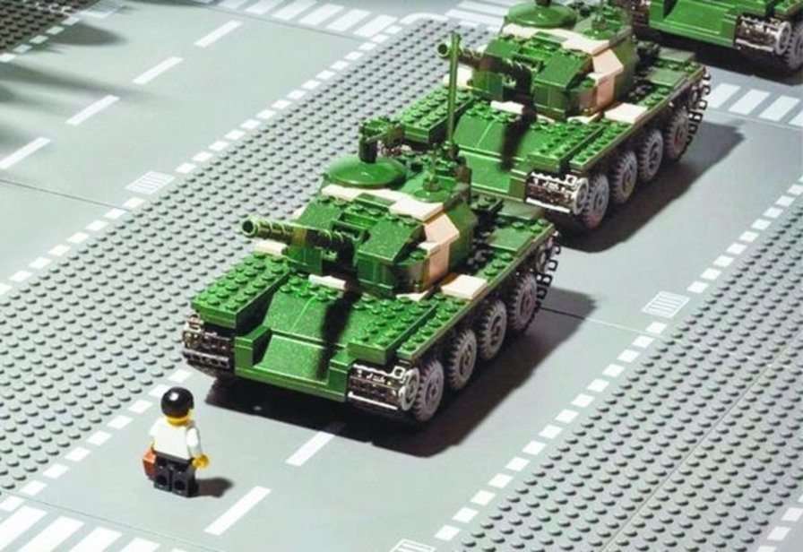 Image Lego faced some controversy when it refused a bulk purchase from Ai Weiwei, a Chinese artist who is critical of the government [Photo by NetEase.com]