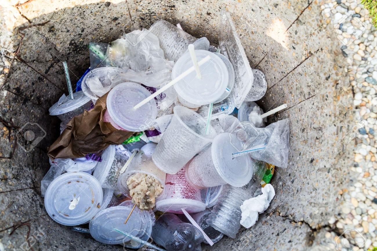 Image plastic garbage