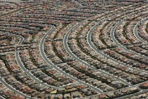 Image Predatory mortgages target veterans - a symptom of a returning housing bubble? [Lima Charlie News][Photo: Yann Arthus]