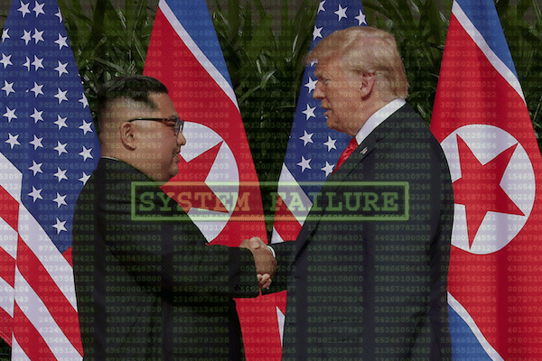 Image Singapore Summit leaves North Korea cyber threat off the table [Lima Charlie News]