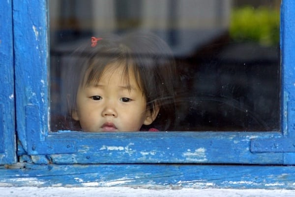 Image South Korea struggles to increase low fertility rates. Could refugees help? [Lima Charlie News] (AP Photo/WFP, Ho)