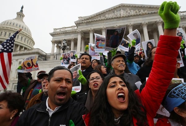 Image DACA Dreamers face uncertainty amid potential conflicting federal courts [Lima Charlie News][Photo: Mark Wilson]