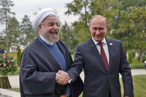 Image Despite U.S. sanctions, Iran sees lifeline from Russia, China and India [Photo: Alexei Nikolsky / RIA Novosti / Kremlin]