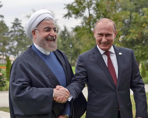Image Despite U.S. sanctions, Iran sees lifeline from Russia, China and India [Photo: Alexei Nikolsky / RIA Novosti / Kremlin]