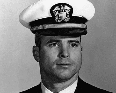 Image Where have you gone Joe DiMaggio? America's heartfelt farewell to John McCain [Lima Charlie News]