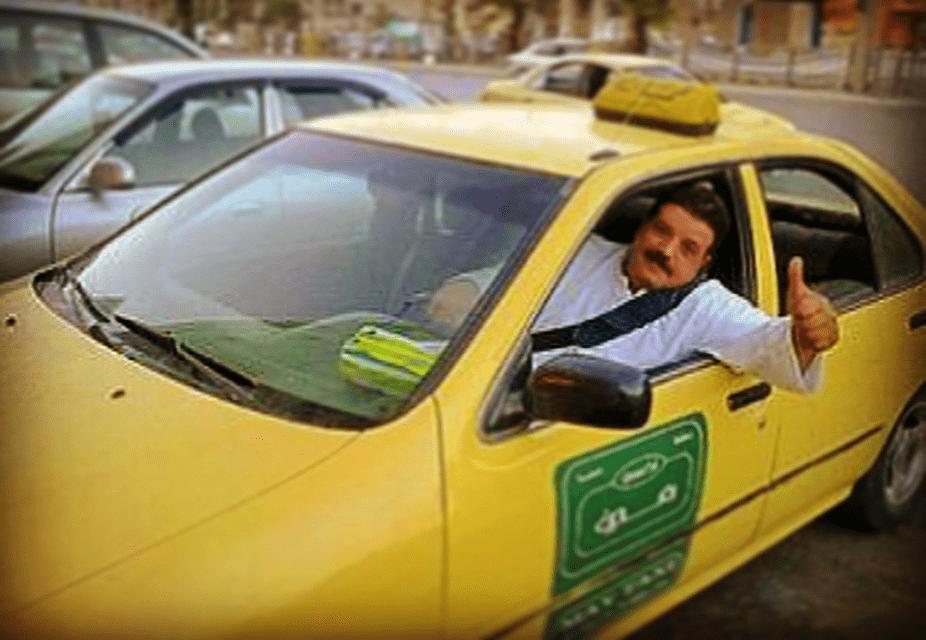 Image Jordan taxi driver