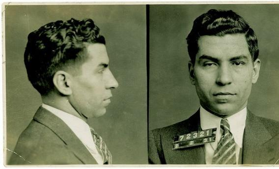 "IMage Charles ""Lucky"" Luciano"