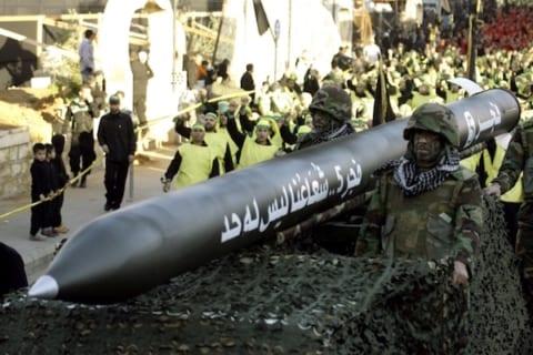Image Lebanon, an arms trading hub for Iran, and everyone else [Lima Charlie News](Hezbollah Image)