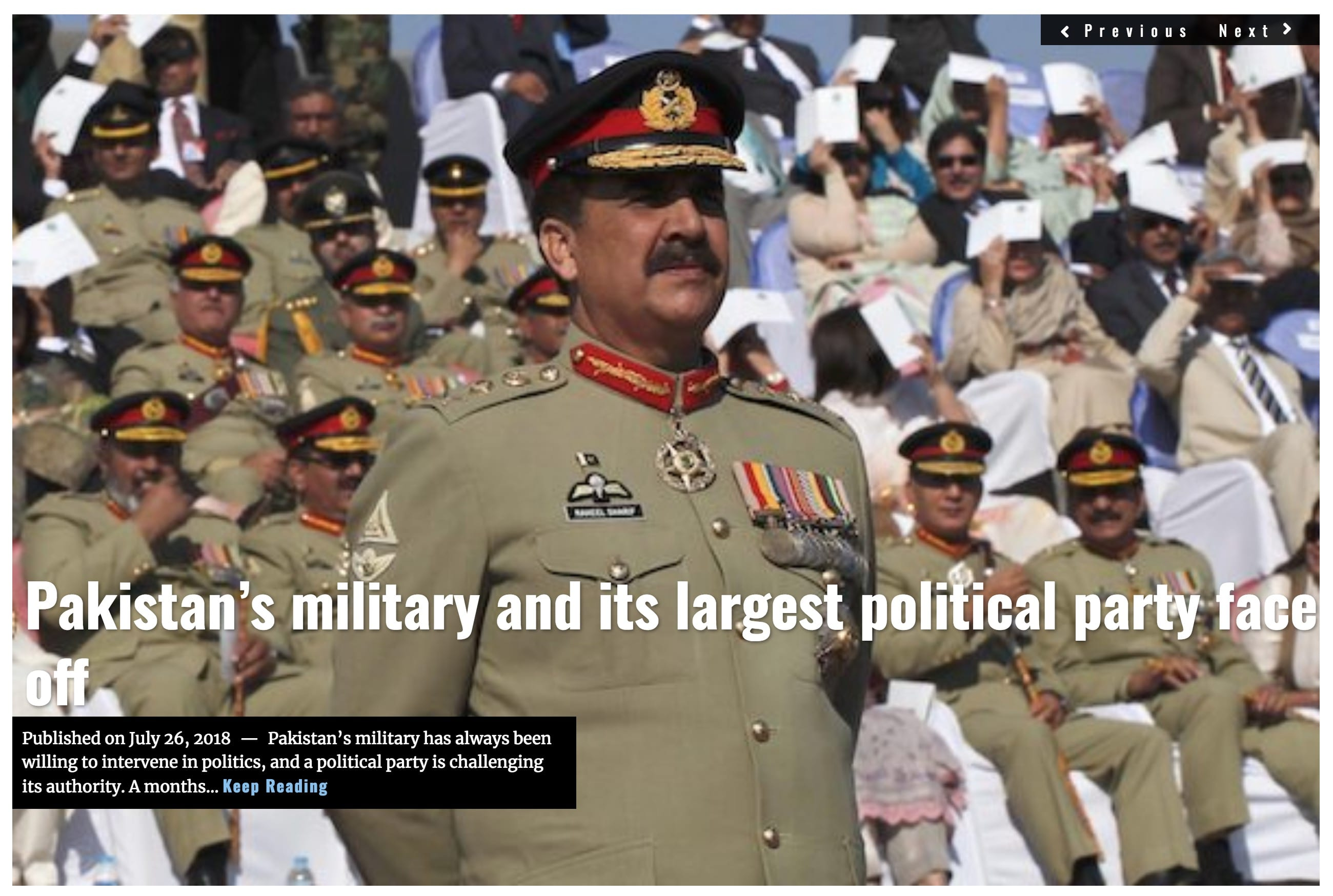 Image Lima Charlie News Headline Pakistan military JUL 26 2018 (1)