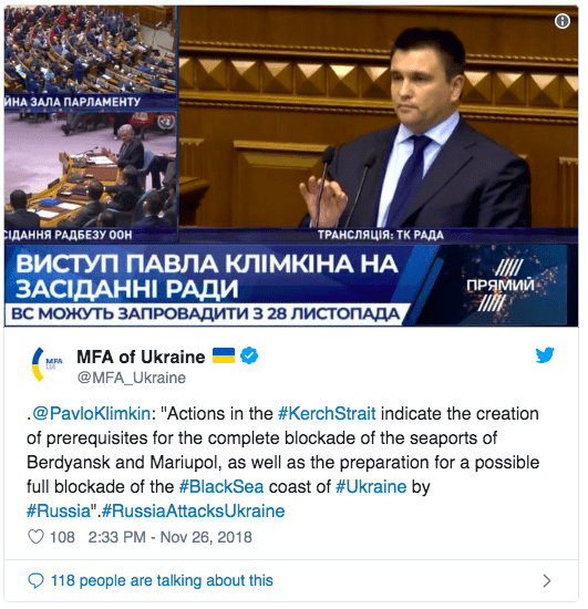 Image tweet Russia