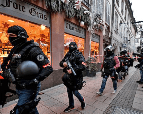 Image Relevant After Christmas Market Massacre [Image: Patrick Seeger][Lima Charlie News]