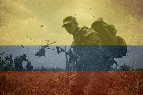 Image The rise and dominance of Colombia's private military contractors [Lima Charlie News]