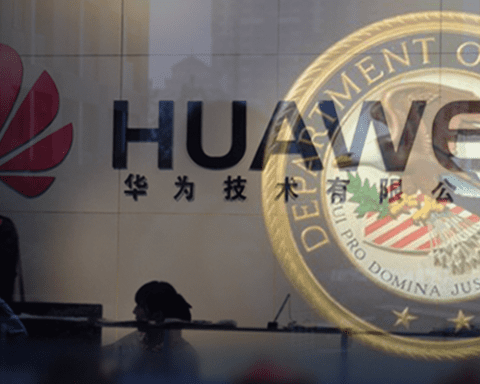 Image Huawei – China's telecom giant hits a giant wall [Lima Charlie News]