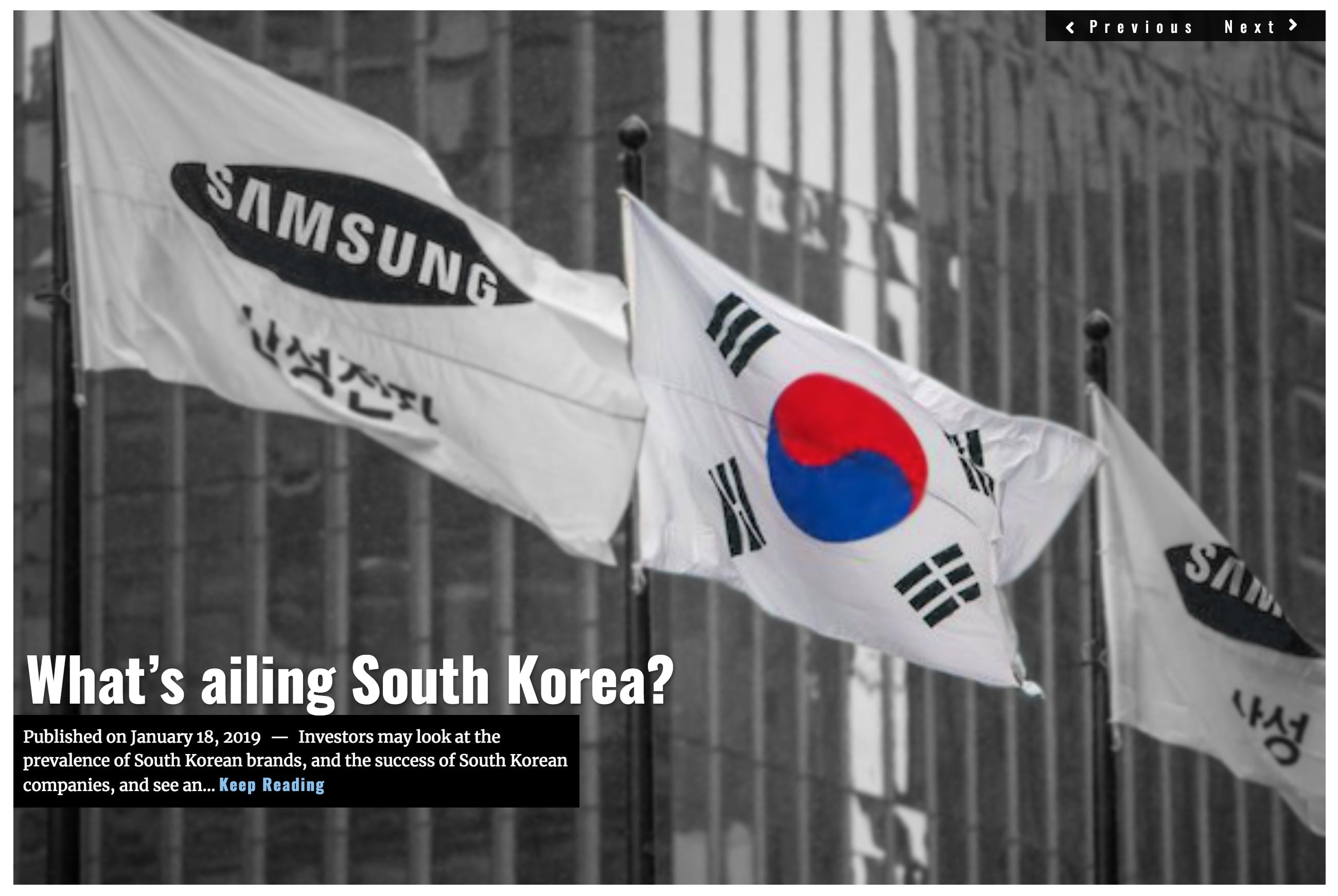 Image Lima Charlie News Headline Whats ailing South Korea JAN 18 2019