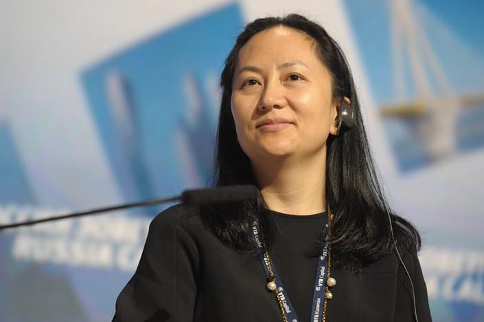 Image [Huawei CFO Meng Wanzhou][Photo: Alexei Druzhinin]