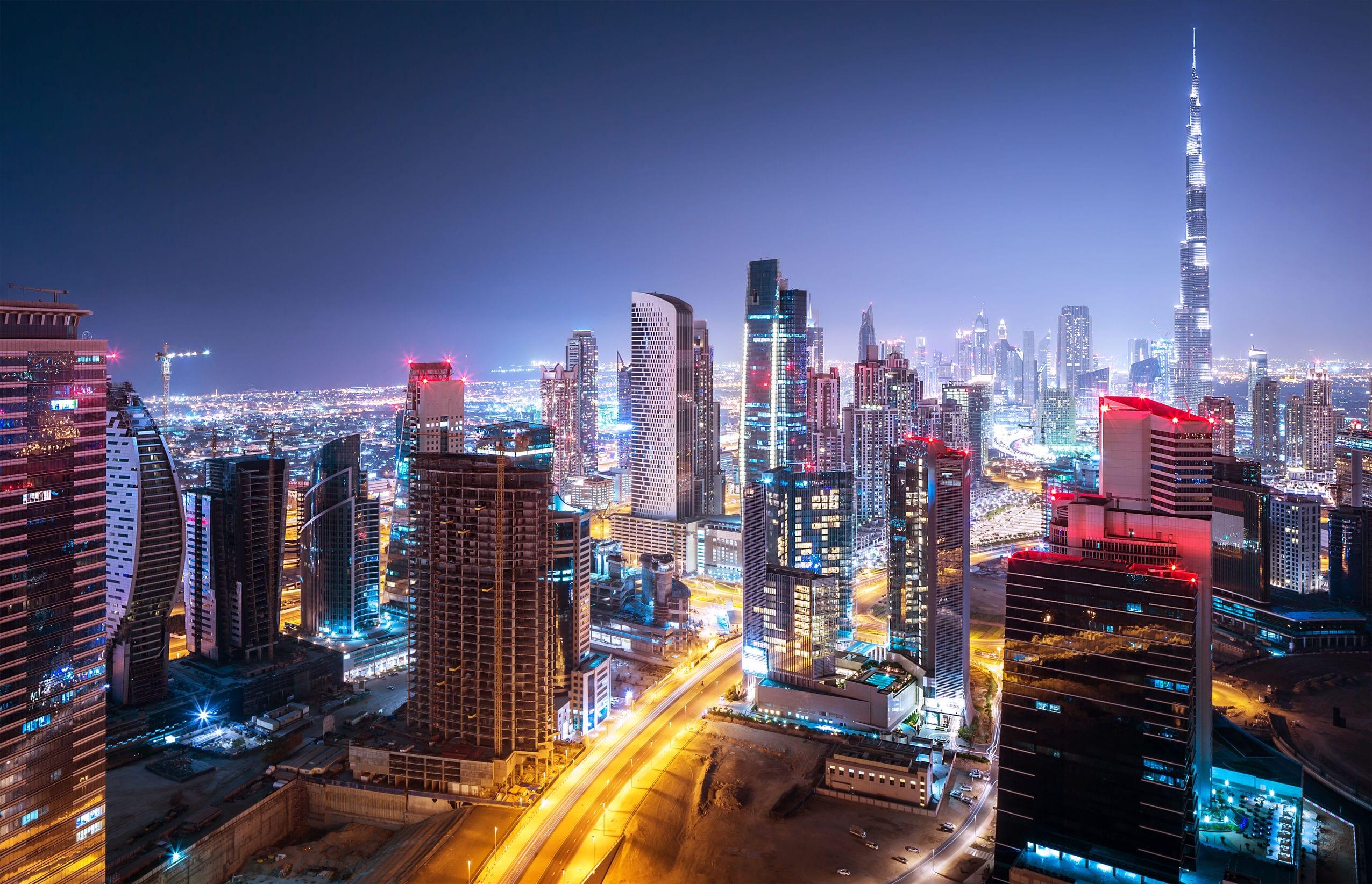 Image Dubai (Photo: Anna Om)