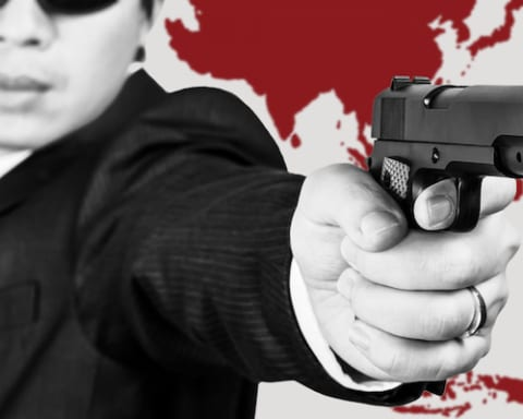 Image Organised Crime in Asia - A Convenient Relationship [Lima Charlie News]