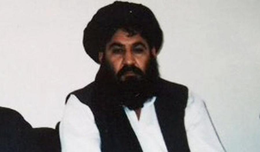 Image Mullah Akhtar Mansour