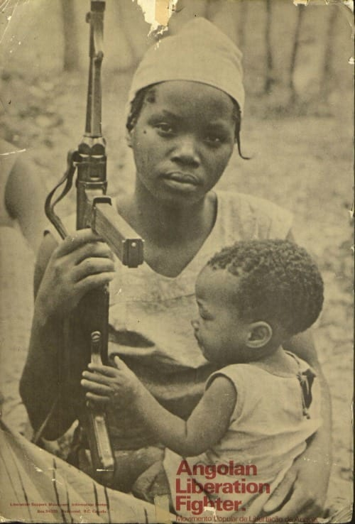 Image [Poster, Phila Ndwandwe, Angolan Liberation Fighter]