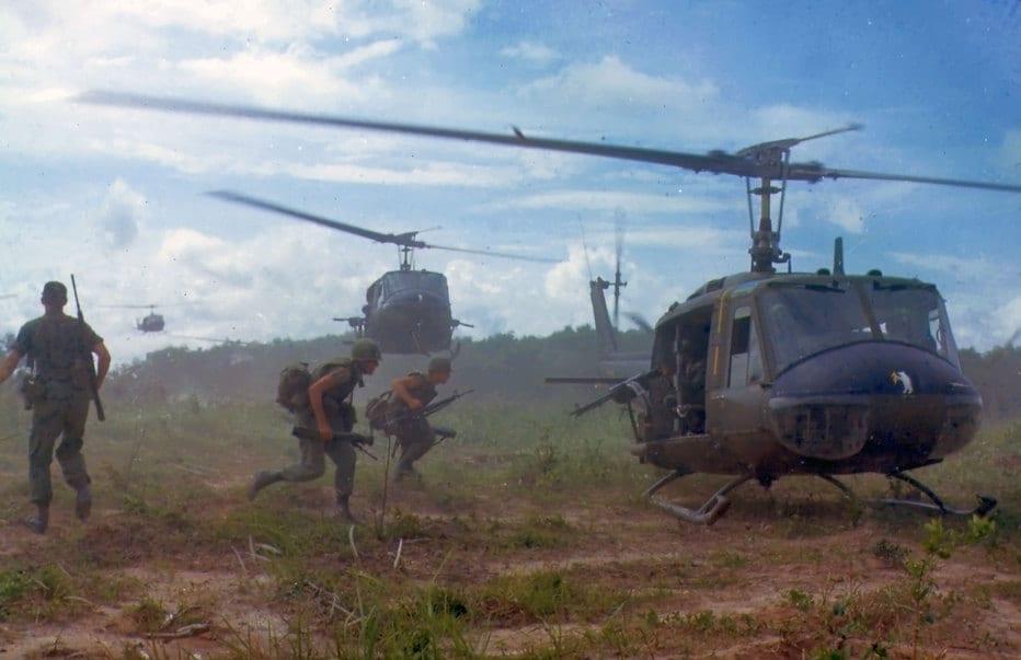 Image [UH-1 Huey, Vietnam, circa 1967]