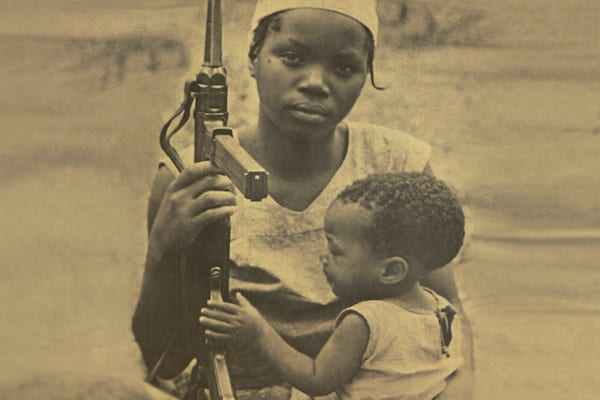 Image [Women's Day Warriors - Africa's queens, rebels and freedom fighters][Lima Charlie News]