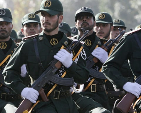 Image Iran perpetuates terror - why not legally recognize that? Lima Charlie News