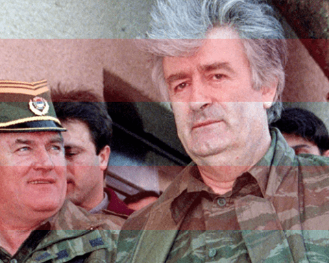 Image Murder, genocide, politics and the almost surrender of Radovan Karadžić [Lima Charlie News][Lima Charlie World]