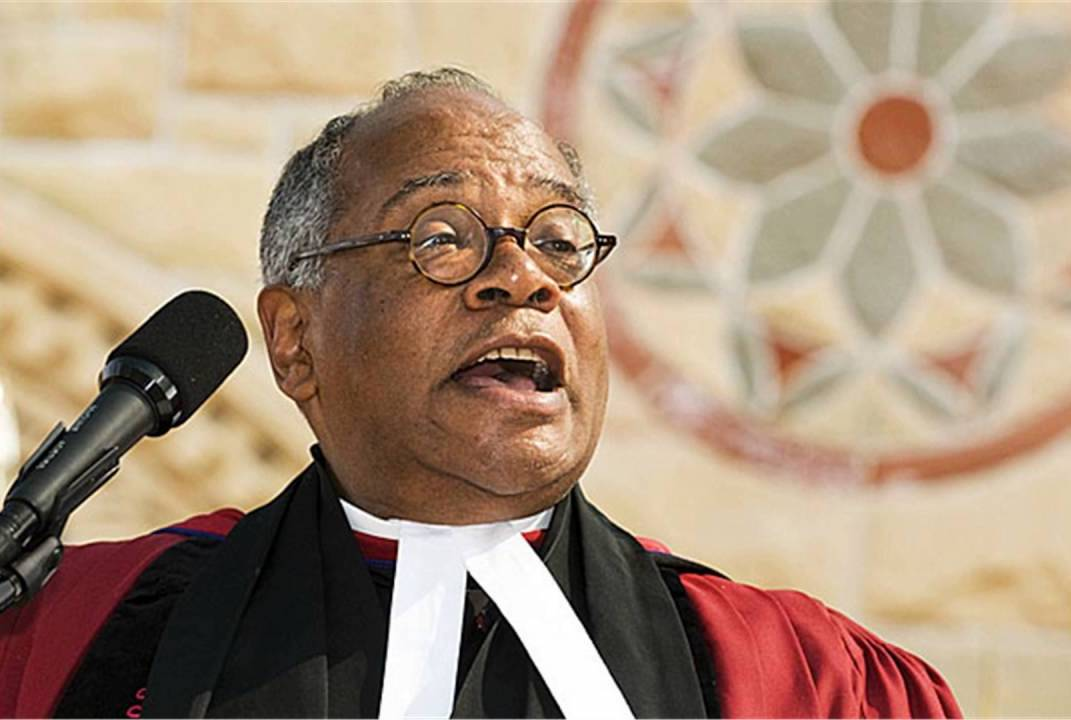 Image Rev. Peter J. Gomes