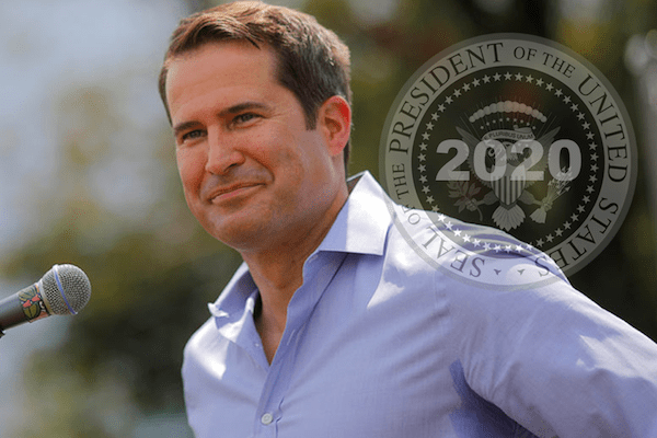 Image Election 2020: Seth Moulton - Country before party, people before politics Lima Charlie News