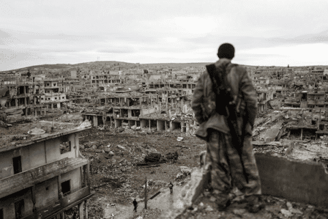 STRATEGIC OPTION | Syrian Endgame - The Hard Truth [Lima Charlie News][Photo: Bulent Kilic]