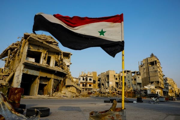Syria's oil, gas and water - the Immiscible Solution to the War in Syria
